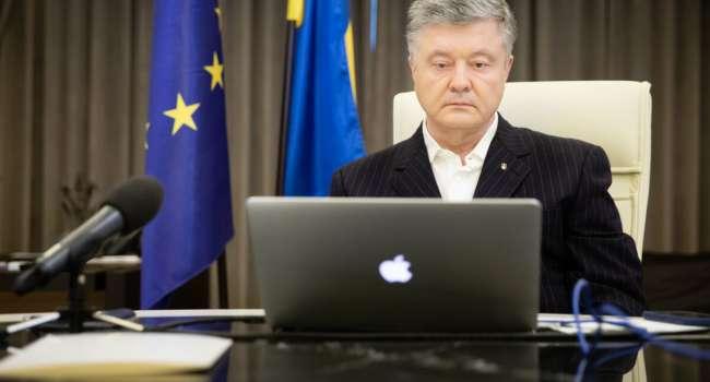 Порошенко забыл старые обиды и публично поддержал Стерненко