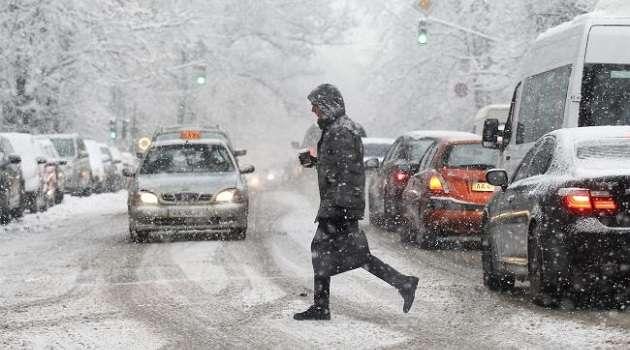 В Украину возвращаются снегопады и похолодание: синоптики огорчили прогнозом погоды