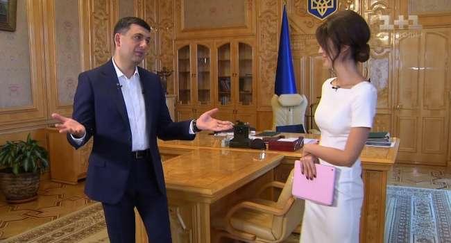 Блогер: все больше шансов, что в новом парламенте мы увидим Гройсмана и Смешко