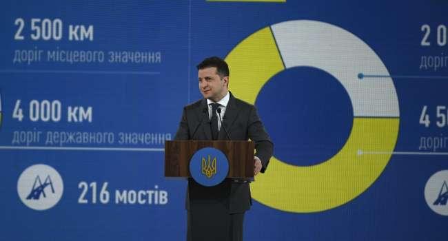 Закрытие каналов Медведчука помогло: Зеленский добавил + 2% в свою корзину