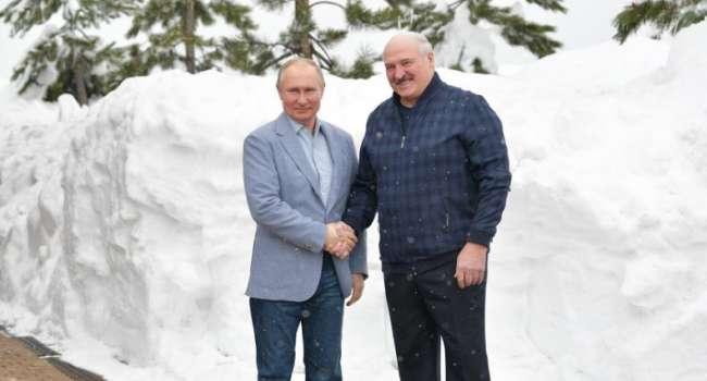 «Внутренняя политика будет скорректирована»: Эксперт рассказал о неожиданных итогах встречи Путина и Лукашенко