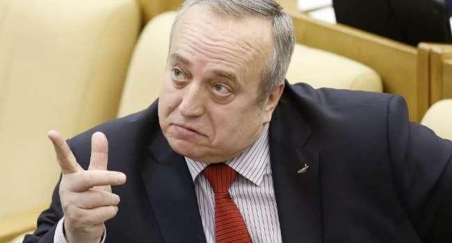 «Сколько бы не наложили санкций, сколько бы нам не вредили, Россию не остановить»: Клинцевич прокомментировал иск Украины против РФ в ЕСПЧ