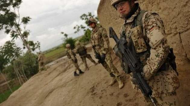 Военная миссия Германии в Афганистане продлена на год