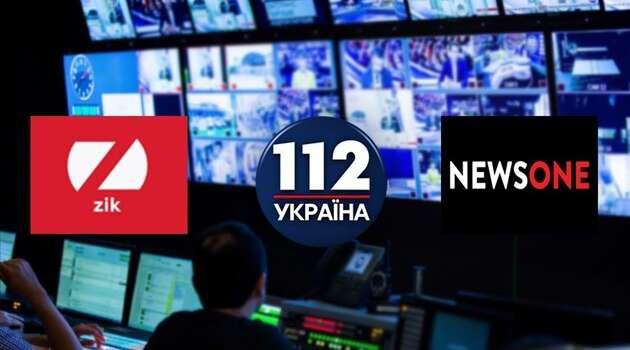 «Каналы Медведчука» вовсю готовятся вернуться в эфир под брендом львовского телеканала