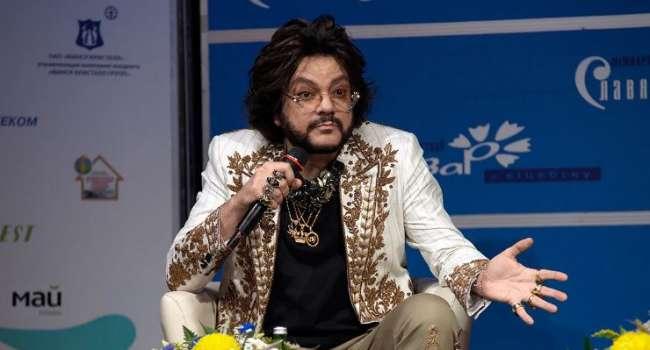 Выступит только на Евровидении: Киркоров заявил об отмене концертов на один год
