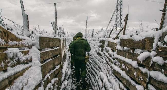 Даже сепаратисты в это не верят: «ДНР» озвучили свою версию по нападению боевика на бойцов ВСУ в окопе