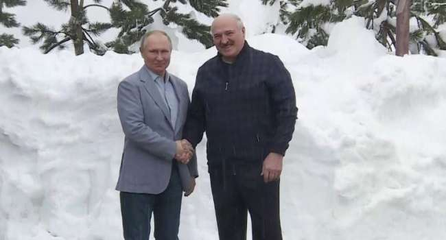 «Могли даже поругаться»: политолог назвал последнюю встречу Путина и Лукашенко «самой сложной»