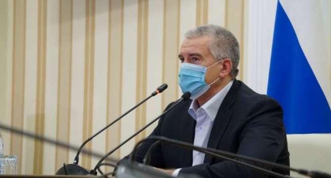 «Новости из сумасшедшего дома»: Аксёнов прокомментировал обвинения в свой адрес со стороны Киева