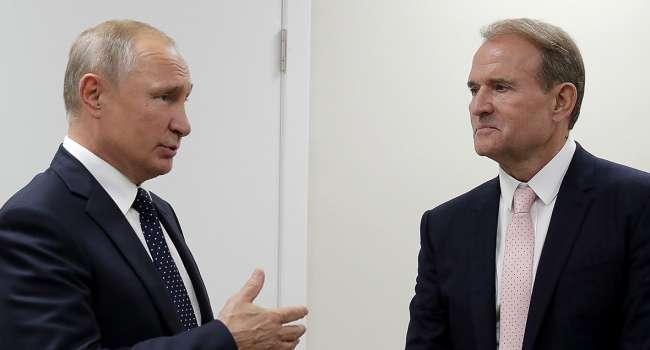 Медведчук в абсолютном шоке и просит встречи с Путиным – ресурс
