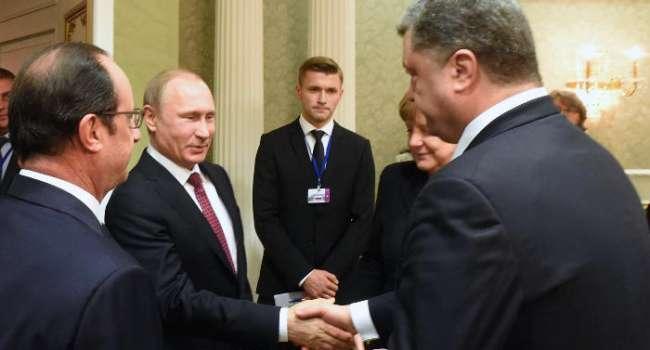 «Порошенко был в постоянном контакте с Кремлем. Тут уголовное дело можно сразу заводить»: после прослушивания разговора Медведчука с Сурковым, стало известно о реальной политике пятого президента