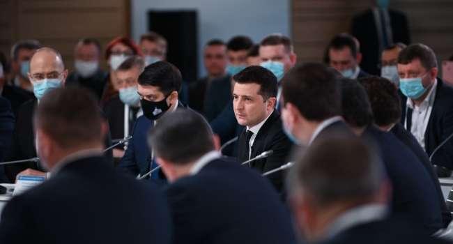 Соня Кошкина: сразу три тяжеловеса проигнорировали Совет регионов при Президенте Зеленском