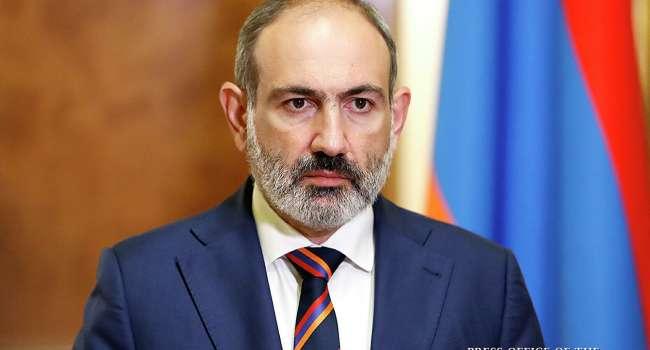 Протесты в Армении: Путин решил поддержать Пашиняна