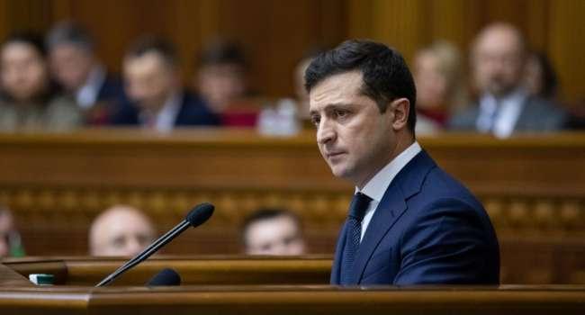 Политолог: Зеленский пригрозил «слугам» роспуском, те не устояли