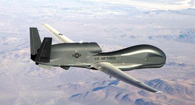 США отправили свои беспилотники на разведку в Крым и Донбасс