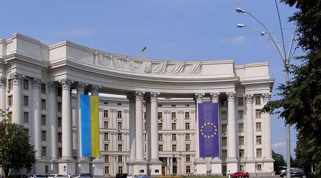 МИД Украины: действия оккупантов превратили Крым в российскую военную базу