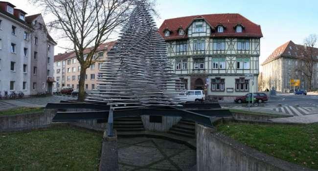 В одном из городов Германии всего за неделю потеплело на 42 градуса