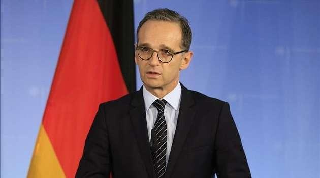 В Германии напомнили о необходимости реализовать Минские соглашения