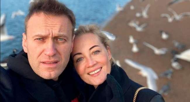 Политолог: жена Навального работает на правительство Германии