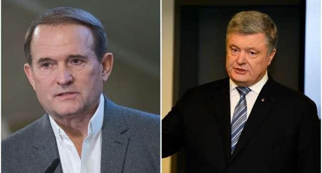 Павлов объяснил, почему Порошенко согласился, чтобы Медведчук стал посредником в переговорах с Россией