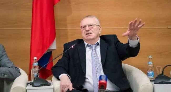 «Ни одного солдата больше туда не отправим»: Жириновский заявил, что Армения должна войти в состав РФ