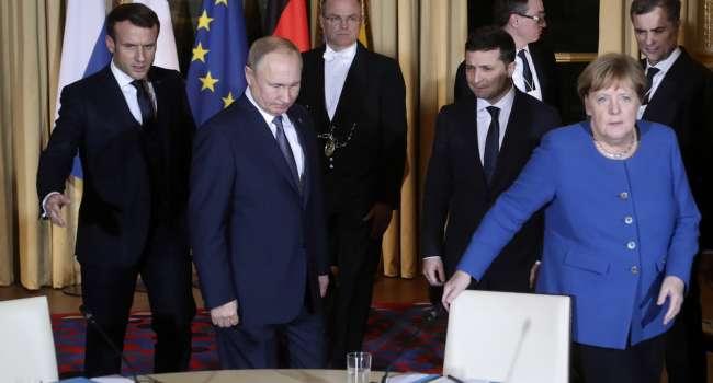 У Зеленского снова хотят посмотреть в гала Путину, – блогер