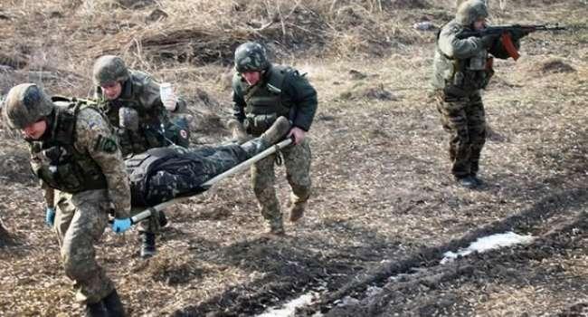 Медушевская: 10 бойцов с ранениями на фронте, а в телевизоре об этом ни слова, там страдалец Стерненко и спаситель нации Степанов