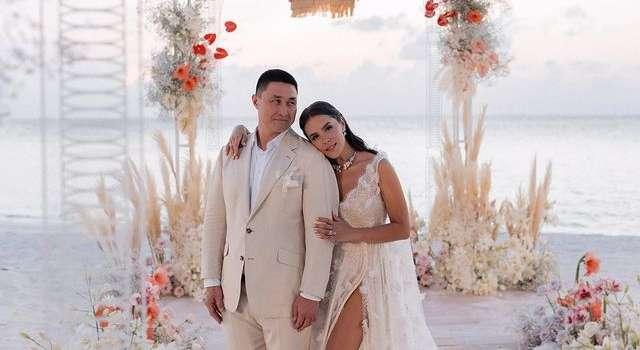 «Деньги закончатся у него, и закончится любовь»: украинская ведущая поделилась видео, где зажигала на собственной свадьбе под Дана Балана