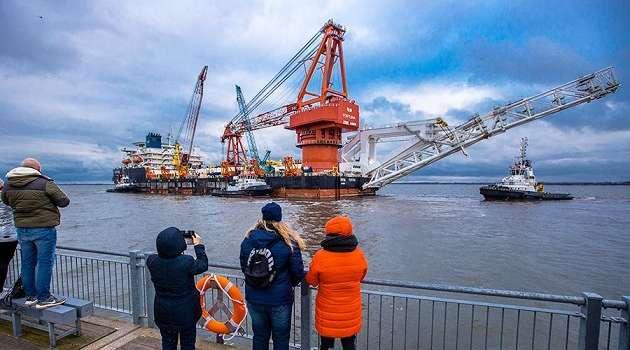 В Кабмине рассказали о дальнейших планах в случае запуска «Северного потока – 2»
