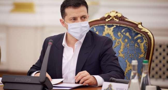 Блогер: Зеленский говорит, что он не забудет всех, кто в 2014-м в Крыму говорил «Крым – это Украина», напомните ему, что мы тоже не забудем, где он тогда был