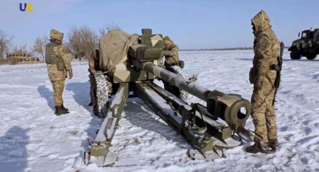 Враг атакует. Украине понесла очередные потери на Донбассе