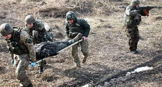 Командование ООС пояснило причину эскалации конфликта на Донбассе