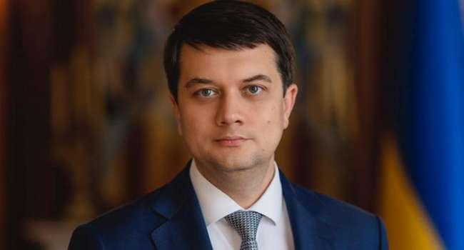 Иванов: Разумков пытается скрыть переговоры с Гройсманом, которые он ведет с целью создания новой партии в формате Кличко-Гройсман-Разумков