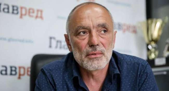 «На шоколадные митинги возможности таскаться нет, сторонником Зеленского быть не могу»: Касьянов рассказал, почему он не является патриотом