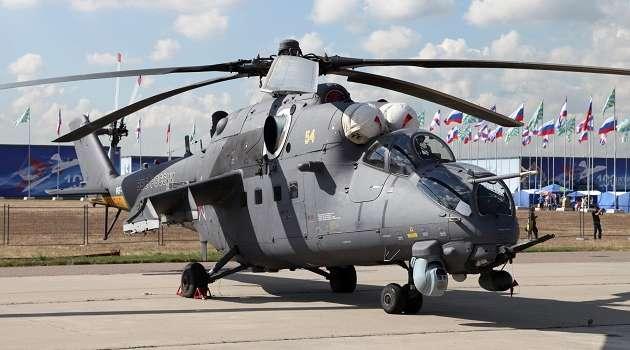 В Сирии потерпел крушение вертолет ВКС России, известно о гибели военного