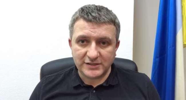 Романенко об акции Стерненко: я не хочу вписываться за мутное дело вокруг мутного человека