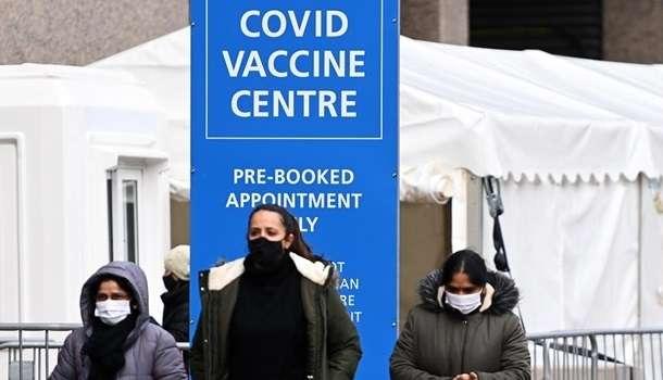 Треть жителей Великобритании уже получили вакцину от коронавируса