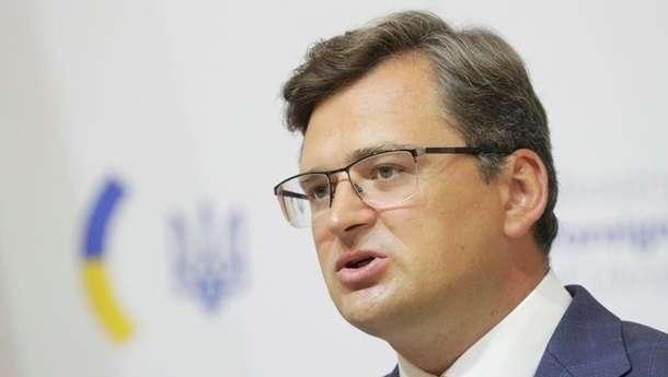 «С той стороны один деструктив»: Кулеба прокомментировал переговоры в ТГК