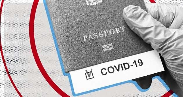 СМИ: в США разрабатывают свой вариант «паспорта вакцинации»