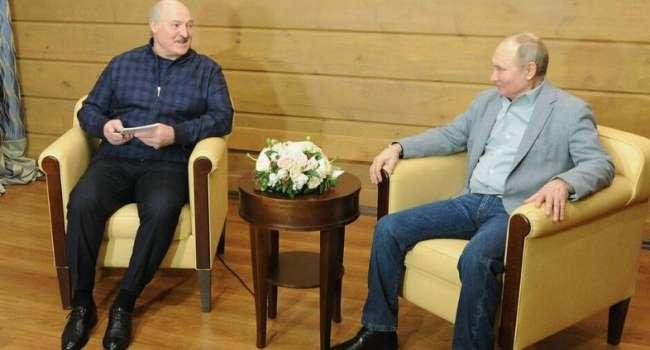 «Риск падения режима»: журналист назвал главную тему встречи Путина и Лукашенко