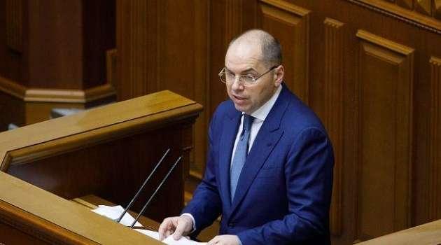 В Раде вызывают «на ковер» Степанова из-за провала вакцинации