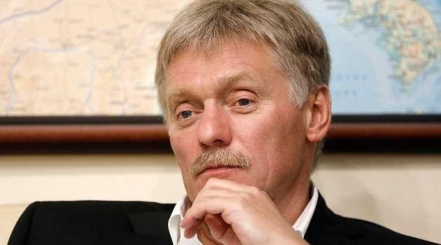 В Кремле ответили Байдену по Крыму, заявив, что «аннексии не было»