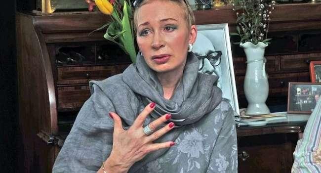 «Мужиков в нашей профессии мало»: Татьяна Васильева пожаловалась на отсутствие достойных партнеров