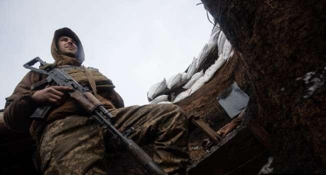 Военный эксперт: февраль оказался тем месяцем, когда российские боевики впервые за долгое время возобновили массированные обстрелы