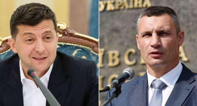 Политолог: Офис Президента начал кампанию против Кличко. Силовикам дано 10 дней, чтобы найти хоть что-то на мэра Киева