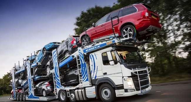 За год поставки легковых автомобилей в Украину снизились на 11%