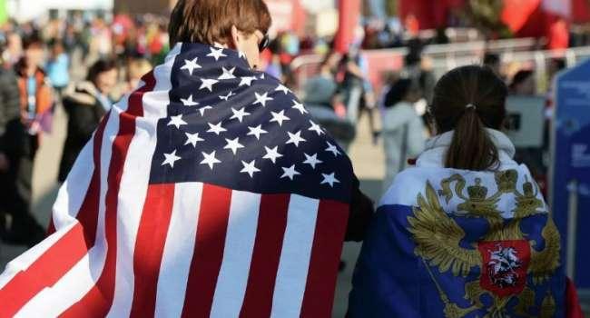 Самые рекордные показатели с 1989 года: подавляющее число американцев ненавидят Россию и русских