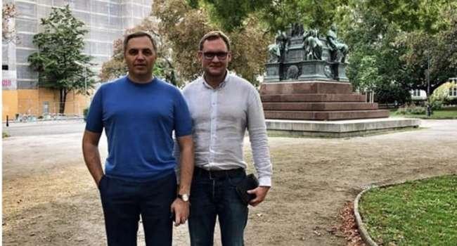 Зам Ермака Смирнов в тесной связке с Портновым: стало известно, кто стоит за «сливом» «записей» Медведчука-Суркова