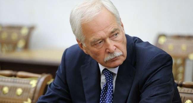 «Курс на войну»: Борис Грызлов выставил Киеву условие