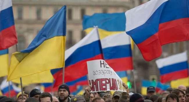 Политолог объяснил, почему в Украине до сих пор устойчивые пророссийские настроения