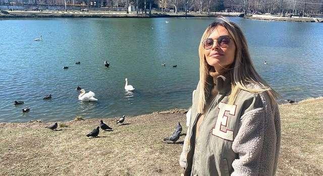 «Украина - это Россия!» Мария Горбань снова посетила аннексирован полуостров Крым, поссорив при этом своих поклонников